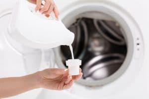 Wasmachine stinkt van binnen